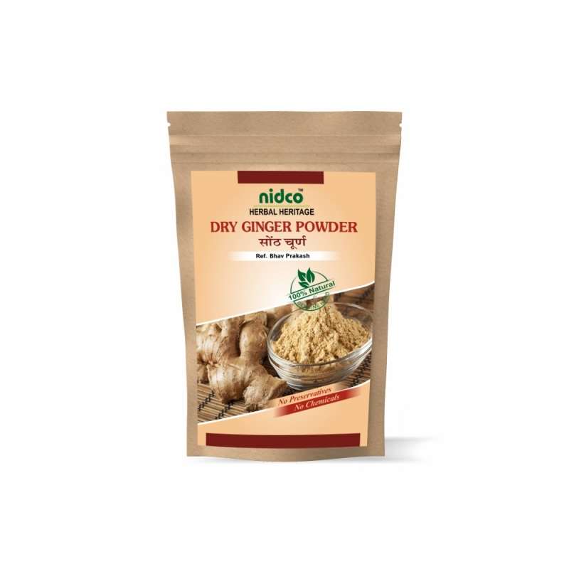 Dry Ginger Powder 25 gm (Pack of 5 pcs)