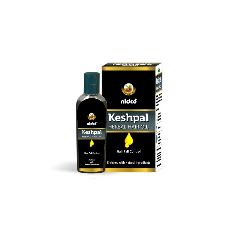 Keshpal Herbal Hair Oil 50 ml