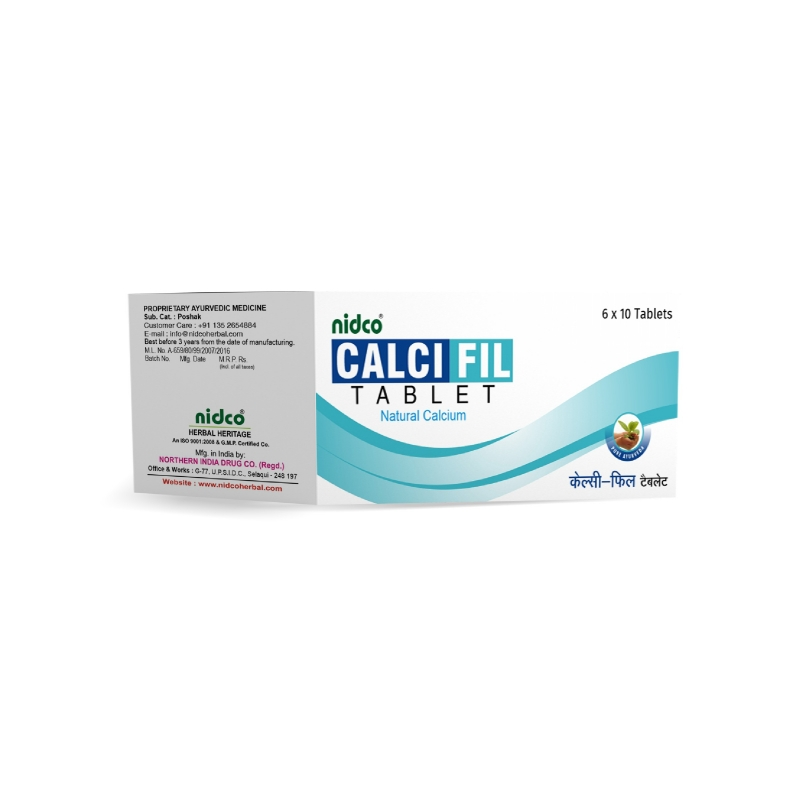 Calcifil Tablet 60 tab