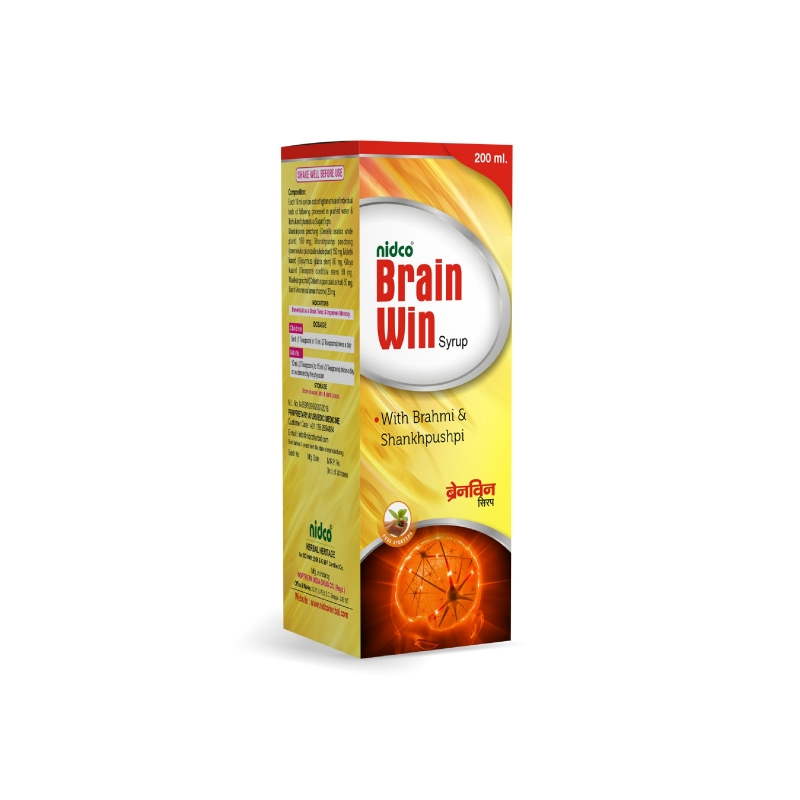 Brain Win Syrup 200 ml