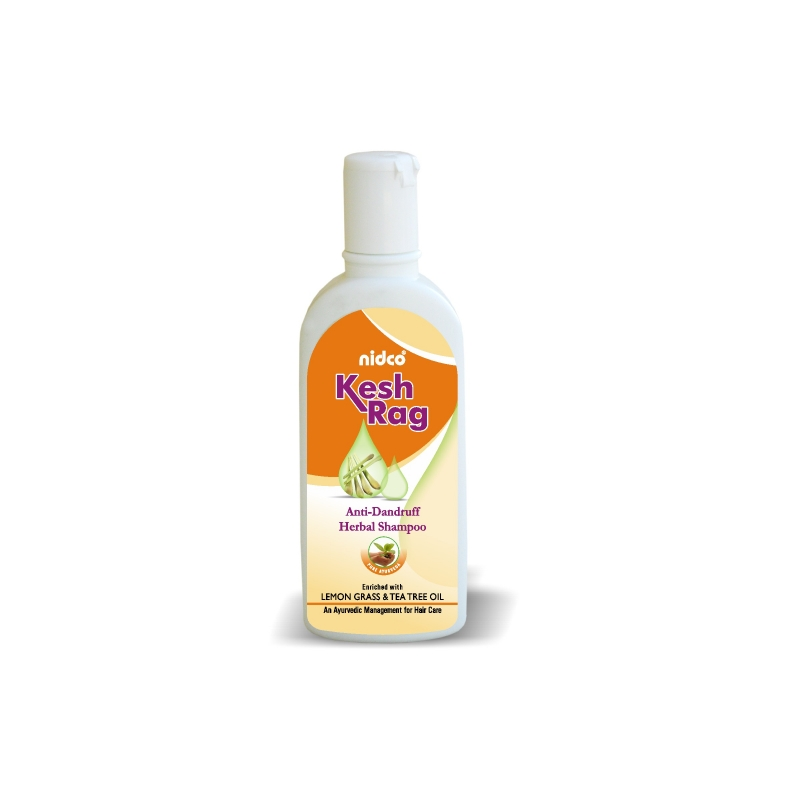 Keshrag Anti Dandruff Herbal Shampoo 200 ml