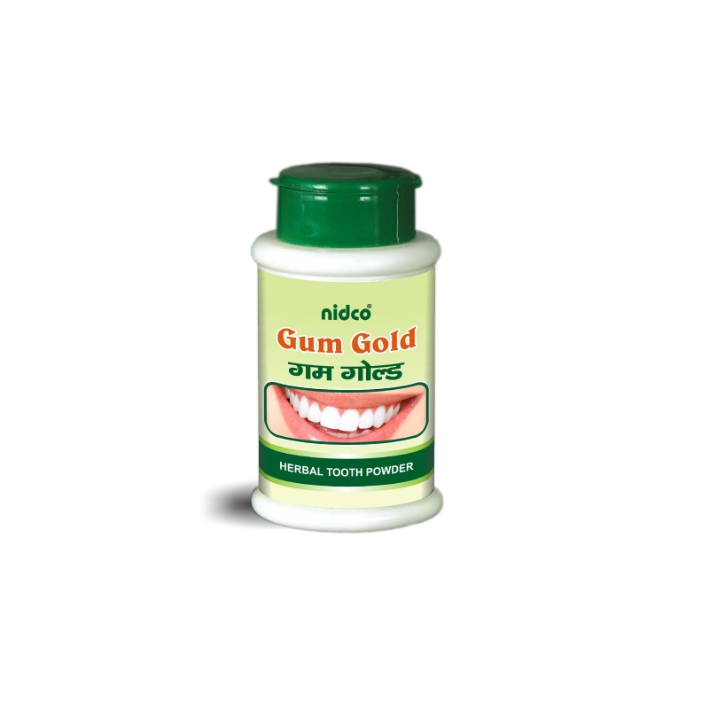Gum Gold Herbal Tooth Powder 60 gm
