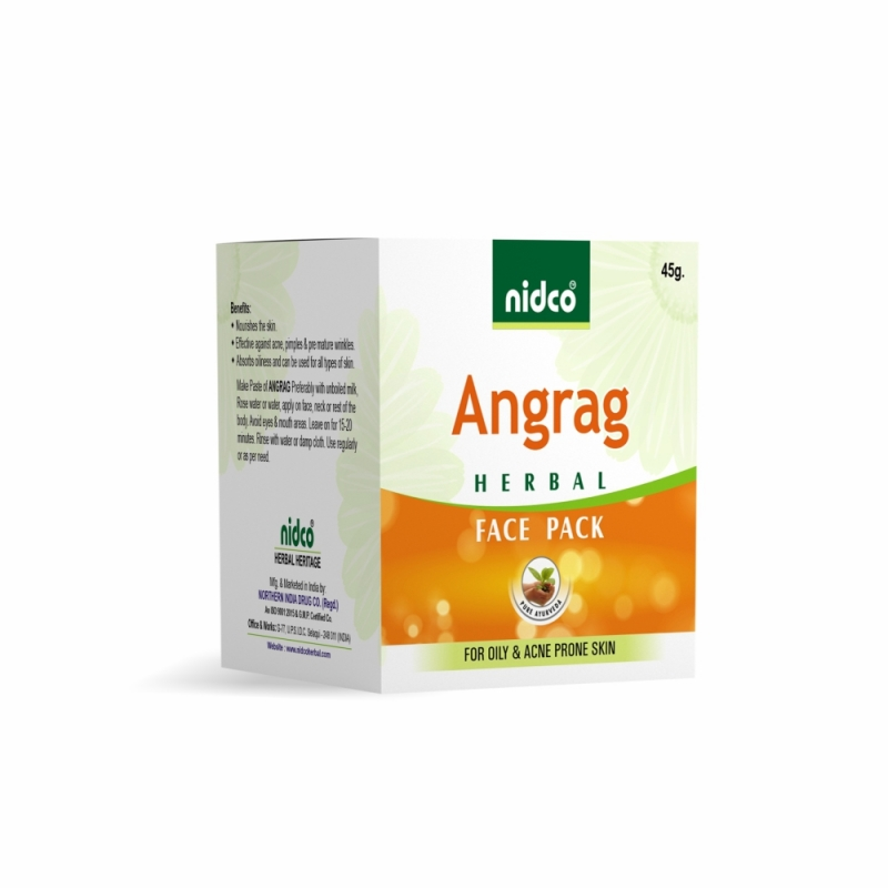 Angrag Herbal Face Treatment 45 gm